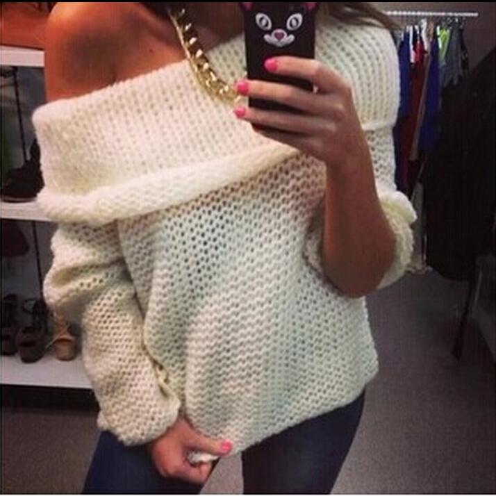 Мастер класс по вязанию свитера на одно плечо