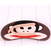 Lovely Little Monkey Low Heel Slippers