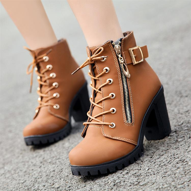 High Heel Shoes And Boots
