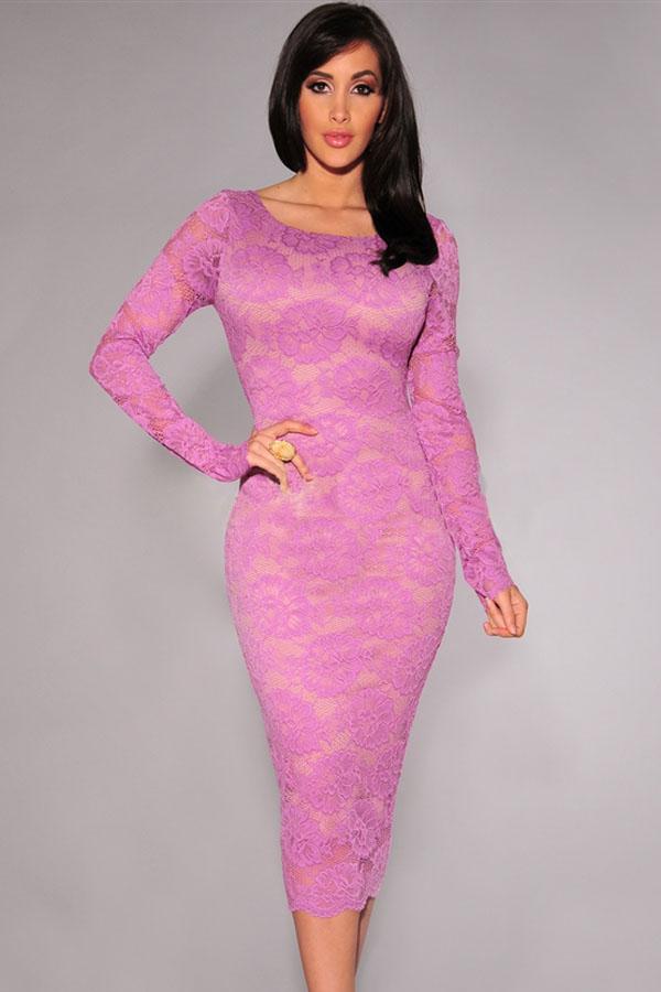 Miedoso Desnudos Vestidos De Fiesta De Color Rosa Ideas Ornamento ...