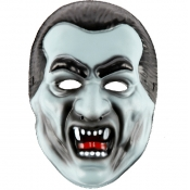 Halloween Ghost PVC Mask