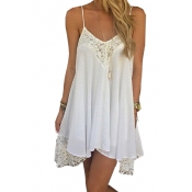 poppoly coast of freedom slip mini dress