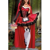 Halloween Little Red Riding Hood Modelling Design