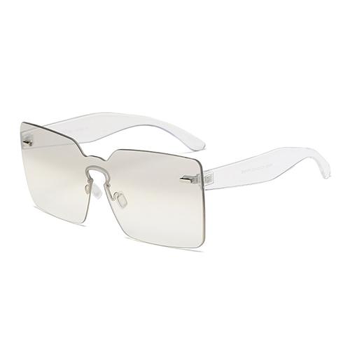 Lovely Stylish Grey PC Sunglasses
