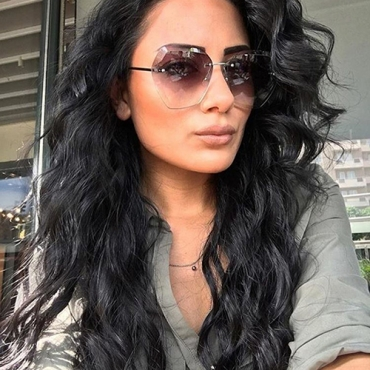 Fashion Grey PC Sunglasses