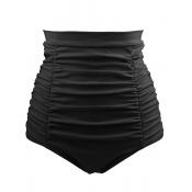 Сексуальные шорты из полиэстера с высокой талией