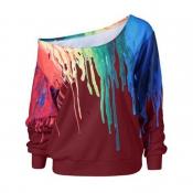 Pullovers asymétriques à base d'un épaule