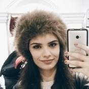 Fashionable Khaki Wool Hats