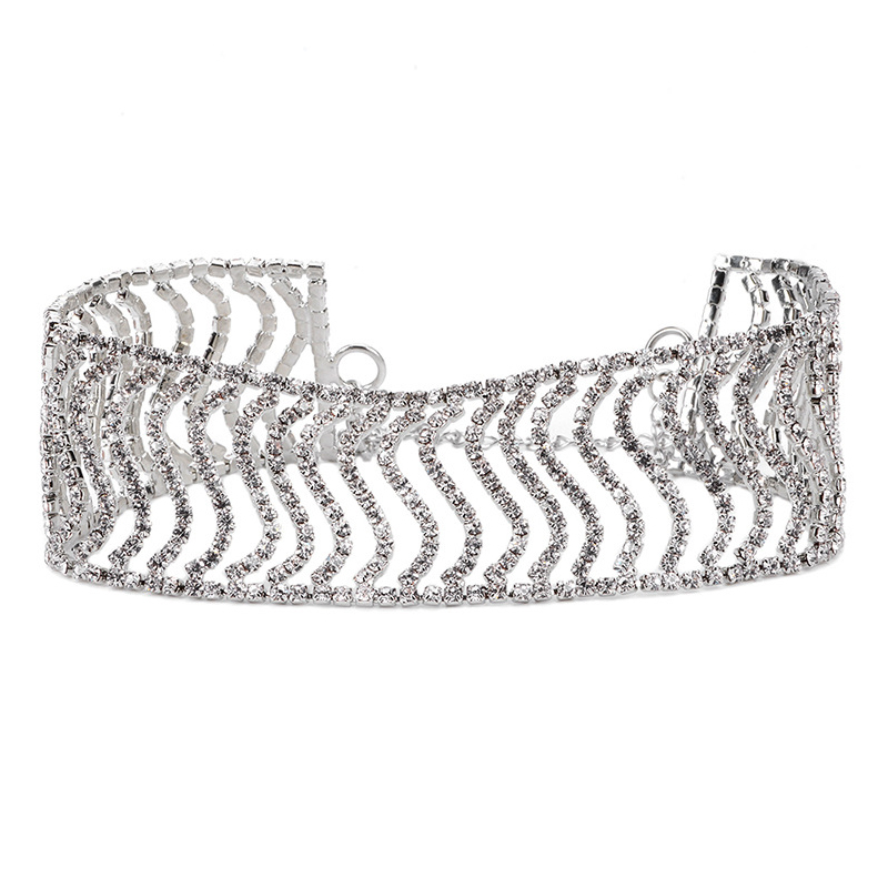Симпатичный Серебряный Ожерелье Из Серебра