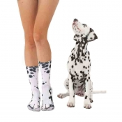 Lovely  Chic Animal White Socks