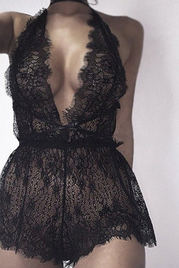 Lovely Lace Teddies