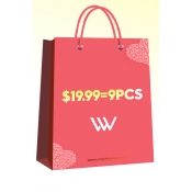 Lovely Lovely 8th Anniversary Sale Bag: 9 items fo