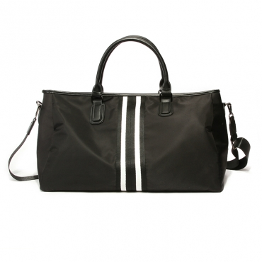 Lovely Casual Patchwork Black Crossbody Bag