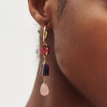 Lovely Fashion Multicolor Alloy Earring