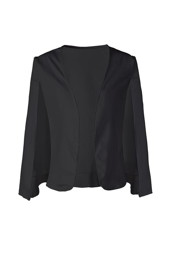 Lovely Stylish Black Suit Jacket