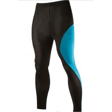 Lovely Sportswear Patchwork Acid Bluen Pants