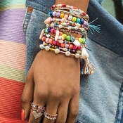 Lovely Fashion Multicolor Bracelet