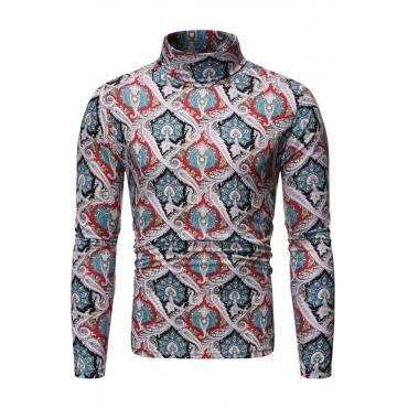 Lovely Bohemian Printed Croci T-shirt