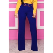 Lovely Work Loose Rose Red Pants