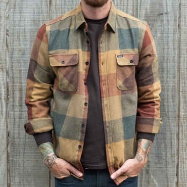 Lovely Casual Plaid Multicolor Shirt