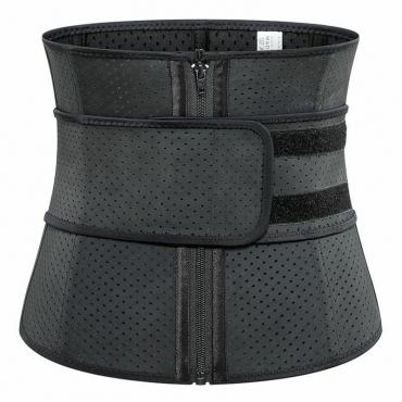 Lovely Chic Zipper Design Black Intimates Accessories
