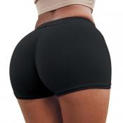 Lovely Sexy Basic Black Panties