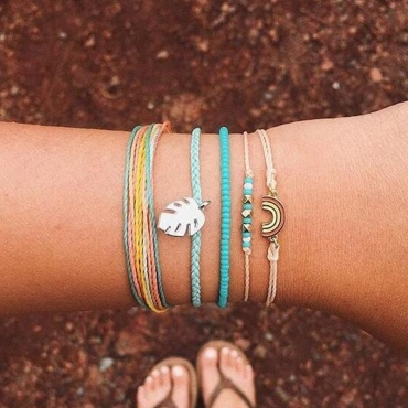 Lovely Bohemian Multicolor Bracelet
