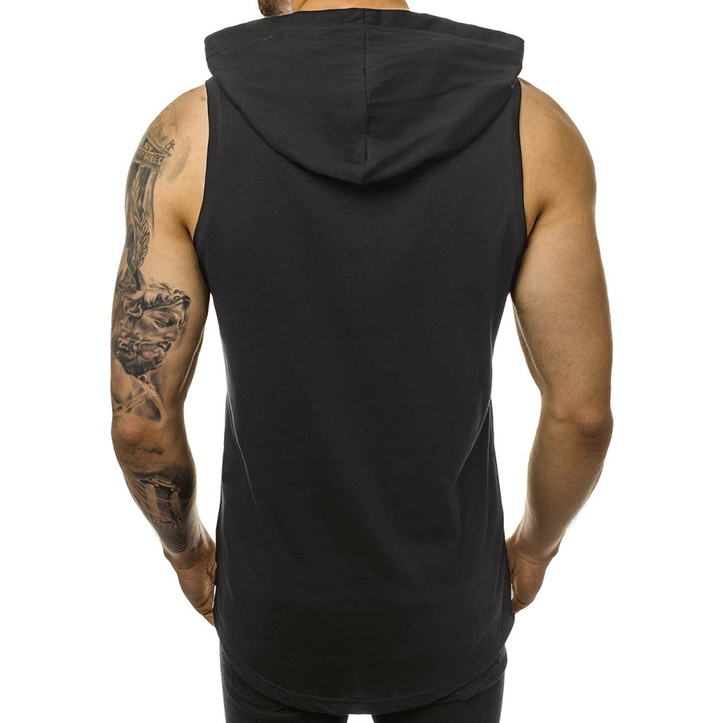 Lovely Casual Hollow-out Black Vest