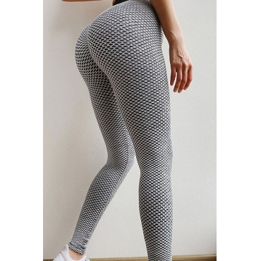 Lovely Sportswear High-waisted Grey Pants