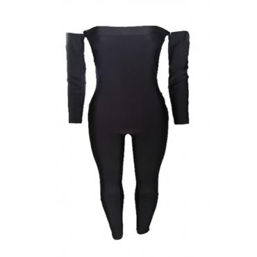 LW BASICS One Shoulder Light Jumpsuit