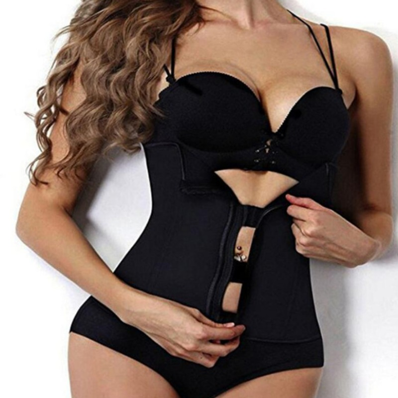 lovely Sportswear Hollow-out Black Bustiers