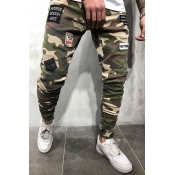 Lovely Leisure Camo Print Jeans