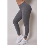 Lovely Sportswear Basic Skinny Grey Pants