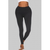 Lovely Sportswear Skinny Black Pants