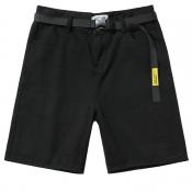 lovely Leisure Basic Black Shorts