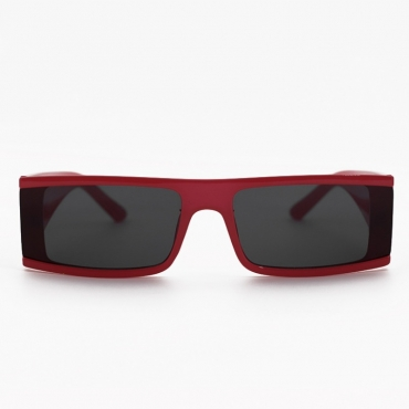 lovely Trendy Basic Red Sunglasses