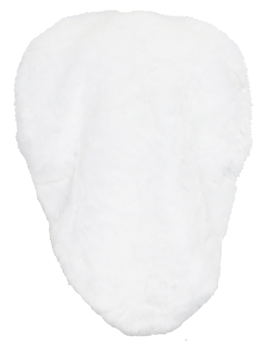 lovely Chic Loose White Coat