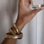 lovely Street Gold Bracelet