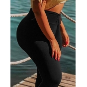lovely Sportswear Basic Skinny Black Leggings