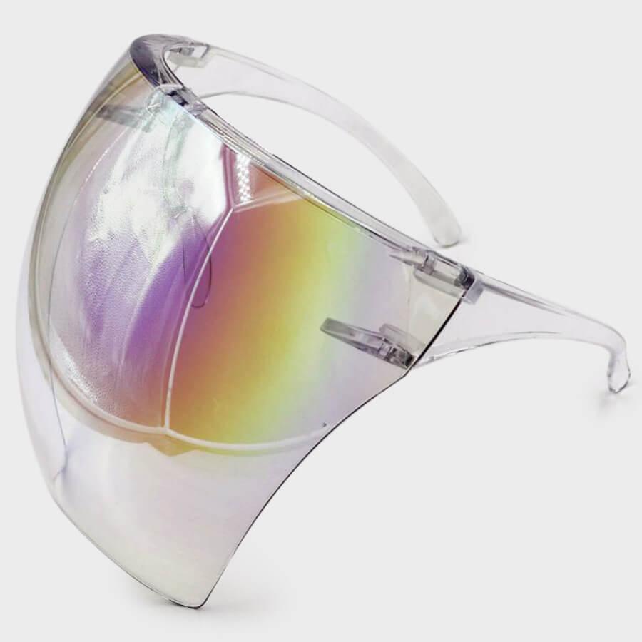 LW Chic Gradient Grey Sunglasses
