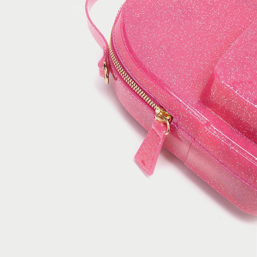 Lovely Sequined Adjustable Strap Backpack