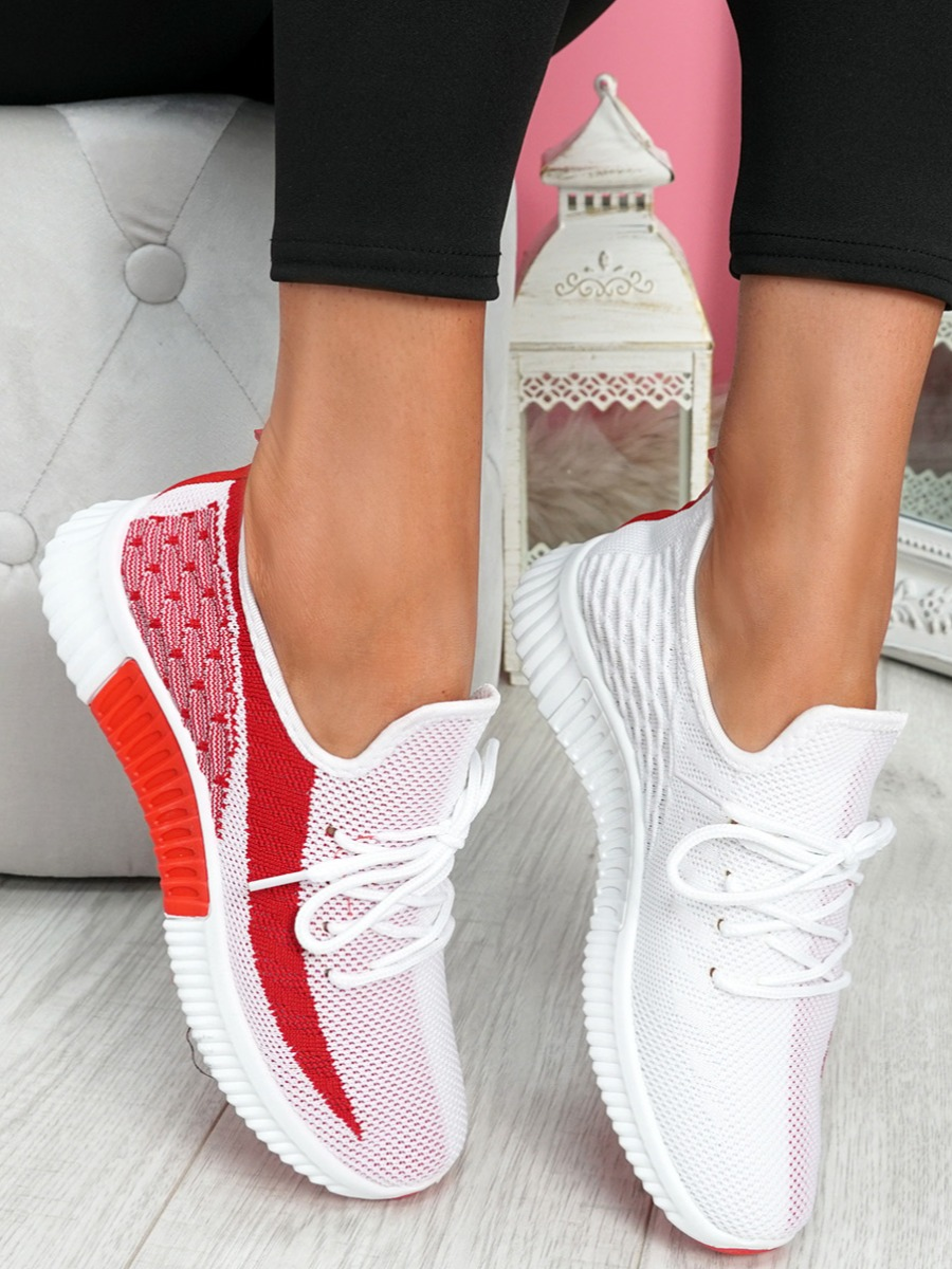 LW BASICS Casual Mesh Patchwork Breathable Sneakers