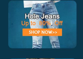 Hole Jeans