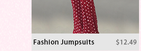 Fashion Jumpsuits