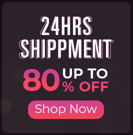 24Hrs Shippment---UP TO 80% OFF